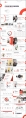 【精致视觉27】多图红色简约商务风通用PPT模版示例7