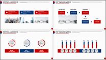 【双配色】大气企业文化/公司介绍/工作总结PPT示例7