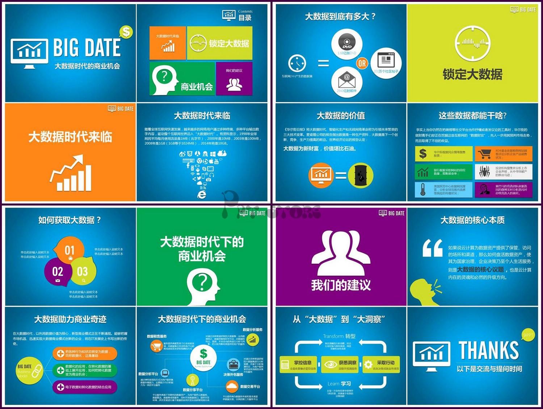 大数据时代的商业机会·