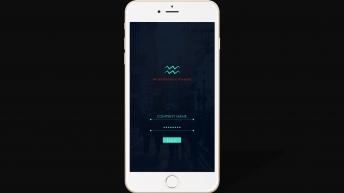 【更小众,更出众】手机界面风格模板示例2