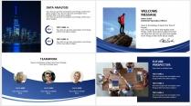 【青于蓝】科技C 蓝色极简大气商务工作总结年终汇报示例6