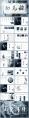 【水烟词话】复古国风图文混排PPT模板4套合集示例5
