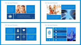 【Win8 Metro】公司产品服务项目等商务介绍示例6