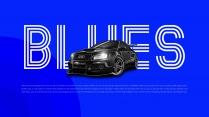 【极简主义9】上帝不小心打翻蓝色的颜料盘&创意杂志示例7