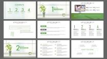 清新全面毕业设计论文答辩课题报告毕业答辩示例3