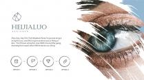 【日式大理石】视觉典雅干净轻松水彩高级多用途模版示例3