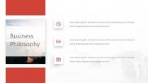 【RED】红色(四十二)商务工作报告模板【216】示例5