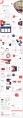 【杂志风商务报告模板21】红蓝色欧美时尚 商务简约示例3