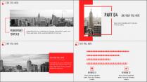 【F】红黑简约大气商务模板示例7
