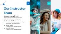 【漩涡波浪】视觉创意营销时尚立体提案大气模板示例7
