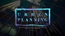 【商务报告】创意蓝色清新时尚大气商务报告计划