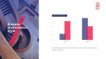 【图文混排】简约商务汇报模板12示例5