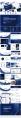 【青于蓝】科技C 蓝色极简大气商务工作总结年终汇报示例8