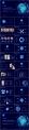【科技之光-04】简约大气通用工作汇报模板-蓝绿示例3