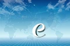 电子科技演示文稿-E时代