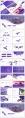 紫色高端大气工作报告模板【208】示例7