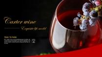 高端红酒品牌精品展示PPT-发布会