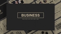 高端品位結構完整企事推介商務匯報招商引資展覽展示
