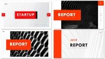 现代简约多排版现代商务汇报工作总结模板【含五套】