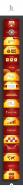 【红色年会】庆典中国红喜庆节日典藏动画版示例8