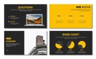 「ANT出品」文化大气海报级幻灯片示例4