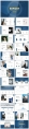 【欧美简约】创意欧美图文混排现代商务汇报工作总结模示例3