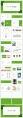 【cool品牌】绿意潮范创意ppt模板示例3