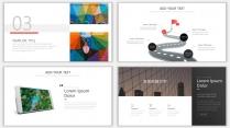 【设计感】清新简约杂志风PPT模板10示例6