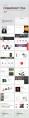 【设计感】清新简约杂志风PPT模板10示例8