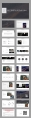 【luxury】黑白大气实用模板示例3