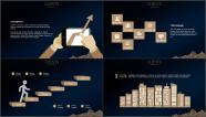 大气极简房地产/中国风/家居行业PPT模板示例7