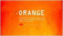 【橙意满满】破屏而出的饱和度