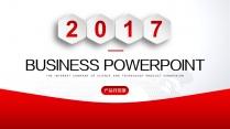 【大气·实用】2017年企业公司商务工作通用PPT