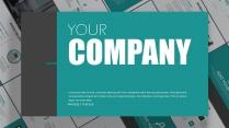 高端商务演示企业宣传述职报告培训讲座年底汇报