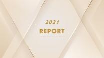 【现代简约】金色年终总结商务汇报工作计划模板