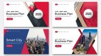【四套合集】简约企业公司品牌推广工作PPT-83页