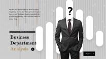 【奢华】质感金高端视觉画册级品牌多用途提案模版示例6