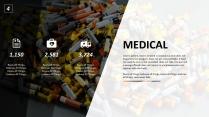 【医学】大气简约医疗卫生行业通用PPT04示例7
