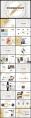 四套合集-素白铂金系列通用模板【80页】示例4