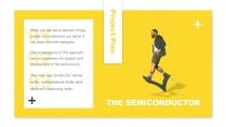【你是真的黄】设计感商务实用多用途模板示例5