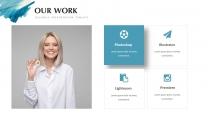 【全页设计】水彩总结报告工作计划商务策划模板12示例4