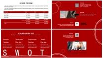 【红火】红色B极简高端大气商务报告年终汇报总结示例7