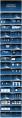 商務歐美風太空藍PPT通用模板示例4