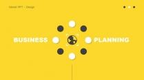 【你是真的黄】设计感商务实用多用途模板示例2