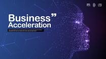 人工智能 科技 # 创意商务模板