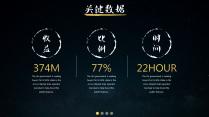 【商务】中国风大气商务通用模板示例6