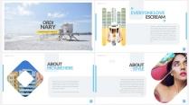 【欧美风】简约商务公司介绍产品发布PPT模板03示例3