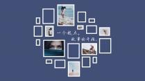 【正青春】旅行相册·毕业相册·爱情纪念·图文排版示例3