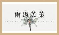 【和平之月·芙蕖】雨过芙蕖叶叶凉02