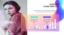 【霓虹】-城市之光時尚漸變風多用途通用模板示例5